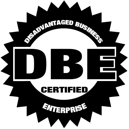 DBE Certified Business