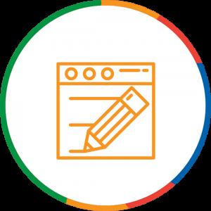 Content Marketing Icon M4rr