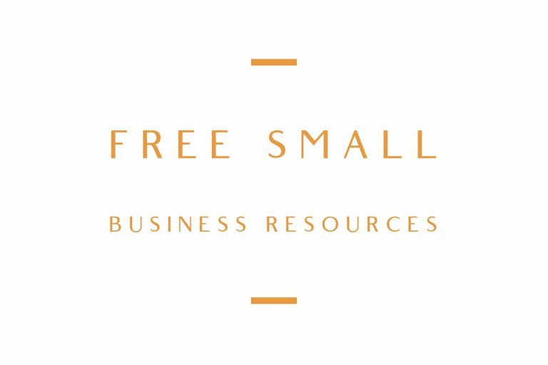 Free Small Business Resources